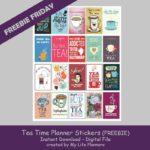 Freebie Fridays – March 24, 2017